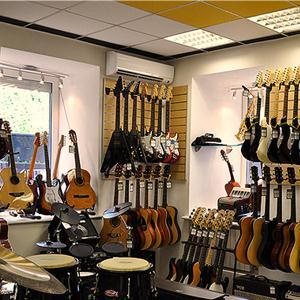 Музыкальные магазины Изобильного