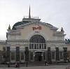 Железнодорожные вокзалы в Изобильном