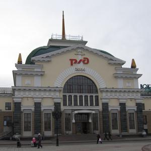 Железнодорожные вокзалы Изобильного